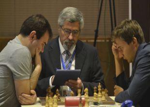 """Carlos Dias, Árbitro Internacional de Xadrez:  """"Cabo Verde vai a breve trecho fazer parte da grande família mundial do xadrez"""""""