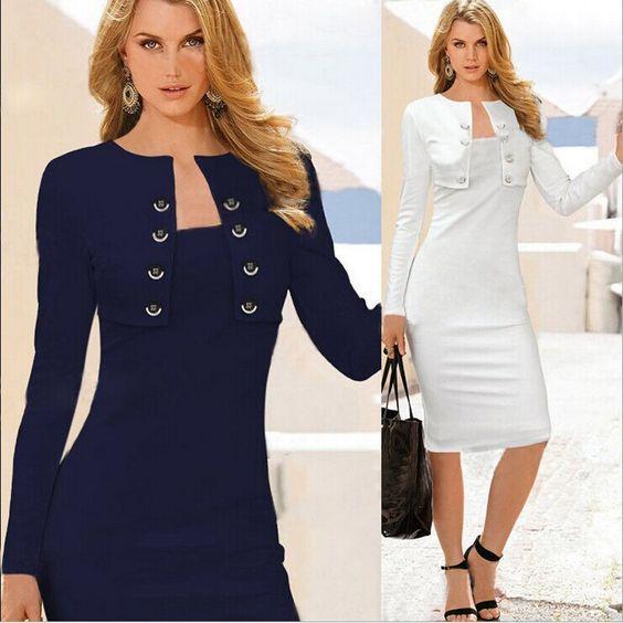 Model robe de bureau 2016 google search mode femme for Bureau plus catalogue 2016
