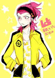 Kazuichi Souda. He looks so cute~