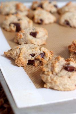 Chewy Chocolate Chunk Paleo Cookies