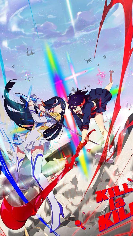 Ryuko & Satsuki | Kill La Kill