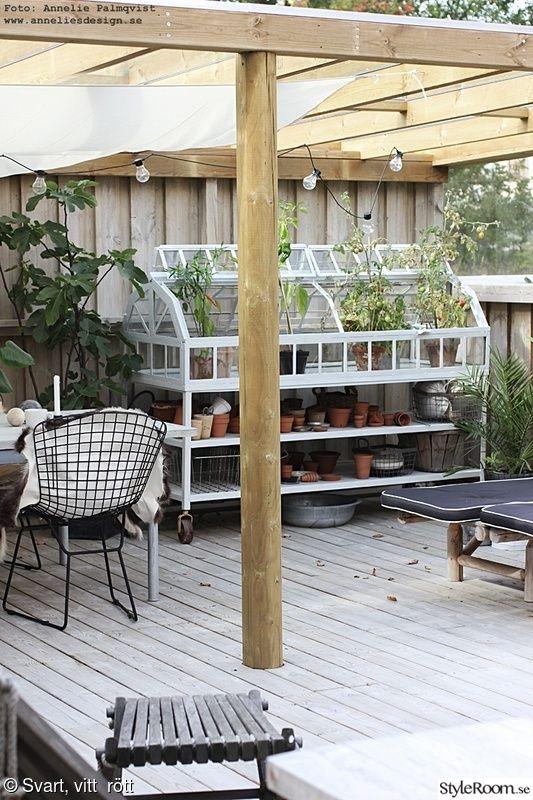 trädäck,uteplats,altan,dörr,växter | Altan | Pinterest | Album