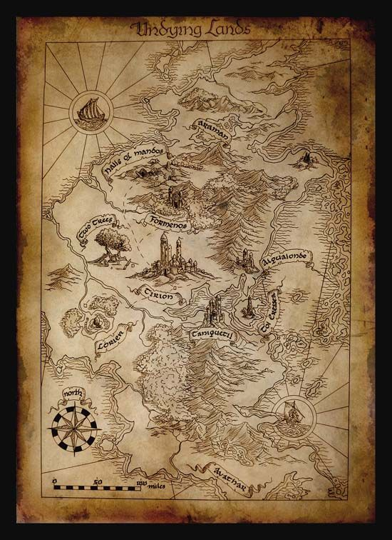 Love this look. Try making a map like this.