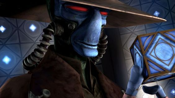 Cad Bane returns in an excerpt from the new Star Wars: Clone Wars book #Gaming #News #Entertainment