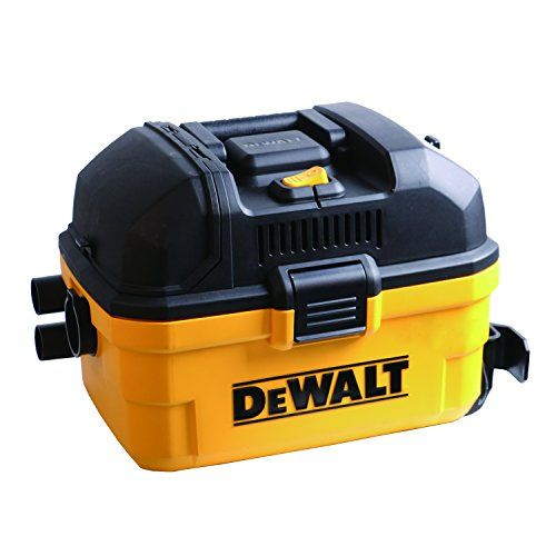 Dewalt Portable 4 Gallon Wet Dry Vac 50 Off 12days 12daysdeals Deals Wet Dry Vac Wet Dry Vacuum Dewalt