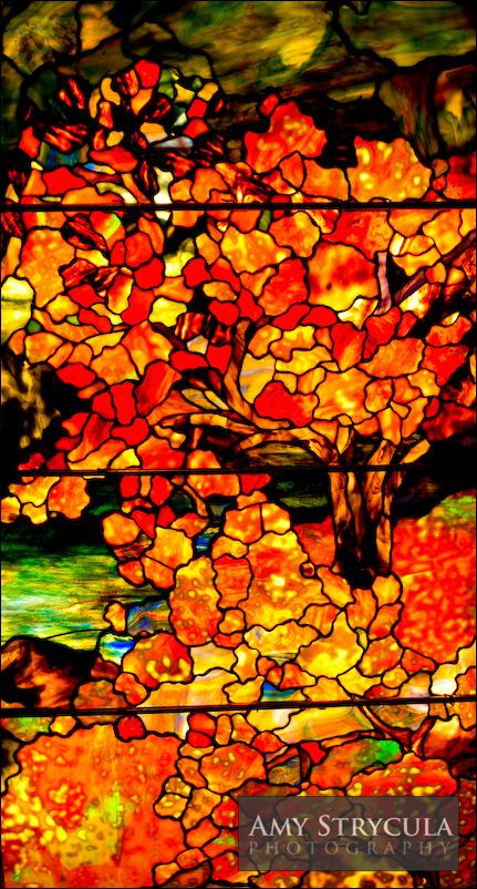 Stained Glass, Mettropolitan Museum | Flickr - Photo Sharing!
