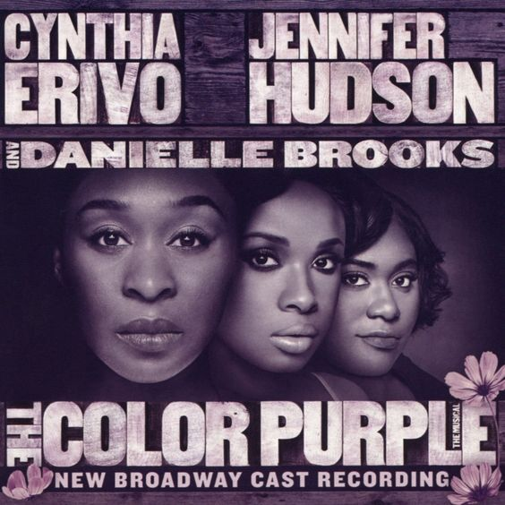 Color Purple / N.B.C.R. (Cd)