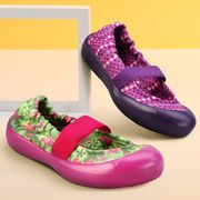 Jess, these look like durable shoes for Miss Lily! and they are cute and look wide too!