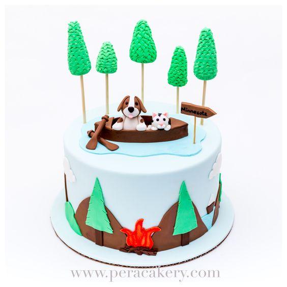 Minnesota cake