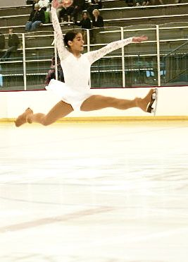 figure skating, split jump | skating | Pinterest | Figure ...
