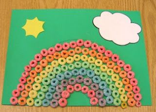 St. Patty's Day craft - awesome fine motor - - Re-pinned by @PediaStaff – Please Visit ht.ly/63sNt for all our pediatric therapy pins