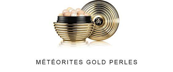 Météorites Gold Perles Guerlain