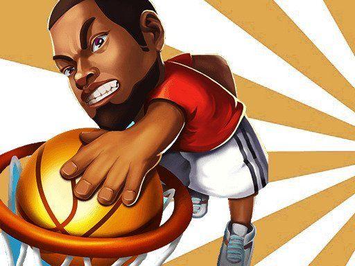 لعبة كرة السلة متعددة اللاعبين Basketball Io Multiplayer Sports Games Games Last Man Standing Game