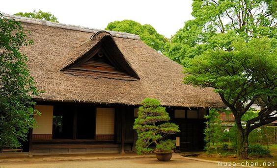 Farmhouse of Tenmyo Family, Edo Tokyo Open Air Museum