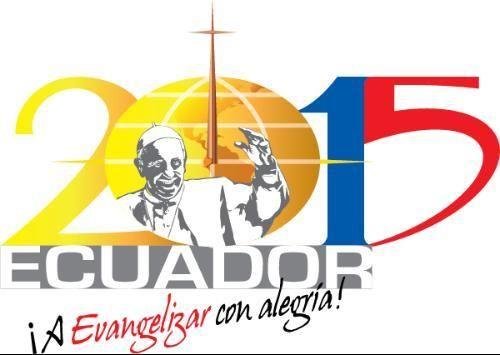 CEE presenta lema y logo oficial de visita del Papa al Ecuador