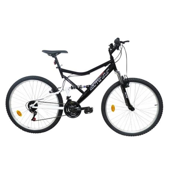 99.99 € J'❤ ce #BonPlan #Velo - #VTT Tout suspendu 18 vitesses 26 pouces adultes M ➡ https://ad.zanox.com/ppc/?28290640C84663587&ulp=[[http://www.cdiscount.com/le-sport/velos-tandem-tricycle-monocycle-remorque-casque/vtt-tout-suspendu-18-vitesses-26-pouces-adultes-m/f-121192302-16476.html?refer=zanoxpb&cid=affil&cm_mmc=zanoxpb-_-userid]]