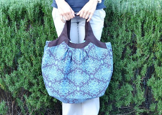 Cosmo Bag by Lizzet *, via Flickr