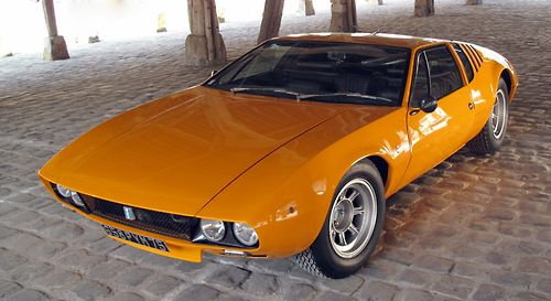 1967 De Tomaso Mangusta Only 401 produced