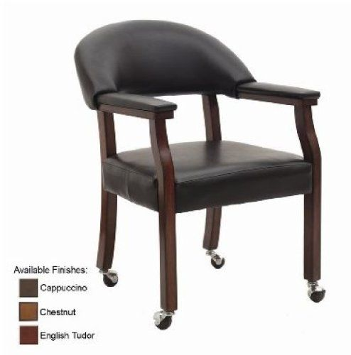 English Tudor Rolling Game Chair