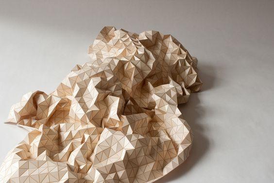 elisa strozyk : turning wood into flexible textile. Fabulous.