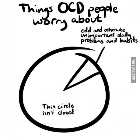 Do I have OCD (Obsessive Compulsive Disorder)?