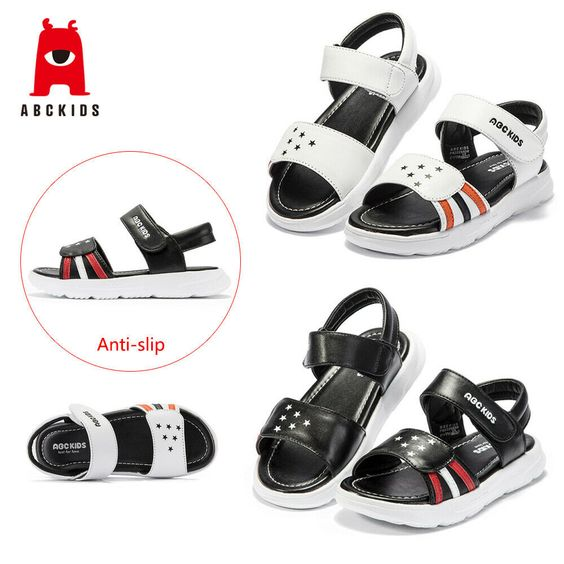 ABC KIDS Baby Boys Casual Sandals Toddler Soft Soled Walking Non-Slip Shoes