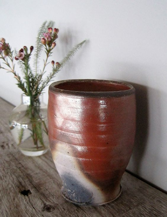woodfired tumbler by DarlinCory on Etsy