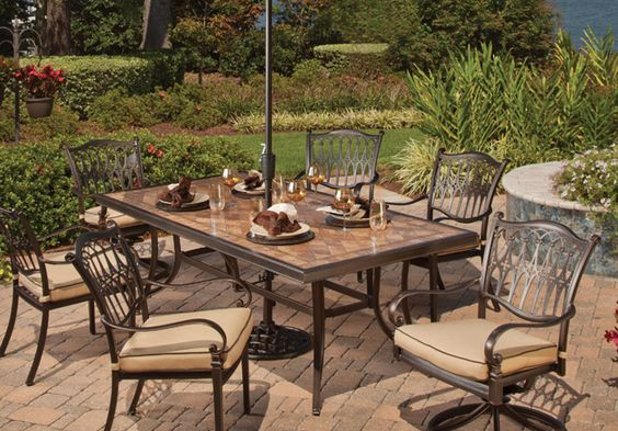 Agio Outdoor Patio Furniture Products and