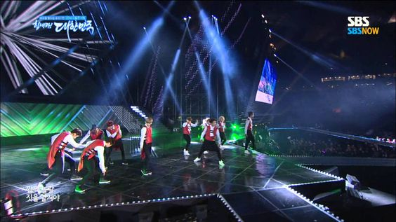 SBS 브라질 2014 특집 [드림콘서트] - 탑독 'TopDog'