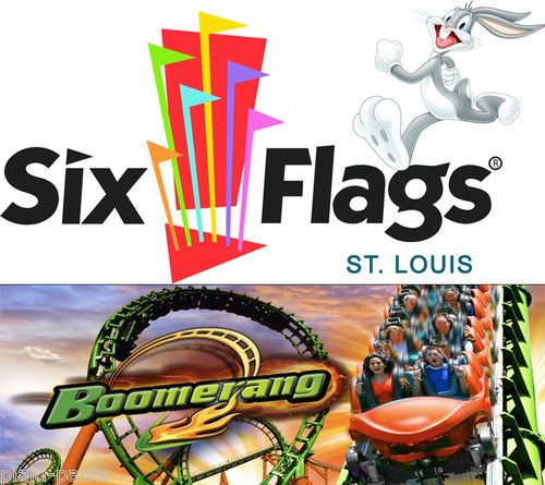Coupon for six flags