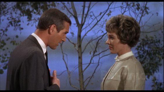 Torn curtain 1966 includes a wonderful love scene between paul