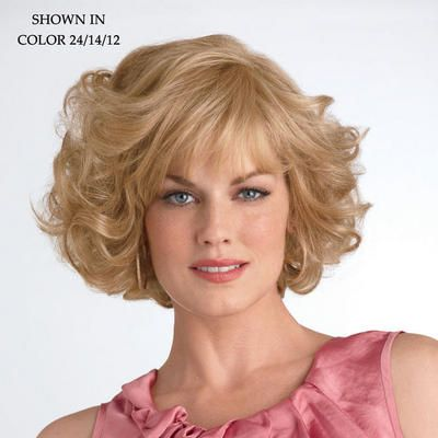 Wear this sleek bob wig straight, right out of the box, or curl it and create a whole new look! #paulayoung #hair