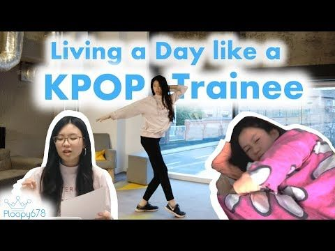 I Trained Like A Kpop Idol For A Day Almost Died Youtube Kpop Idol Korean Lessons Kpop