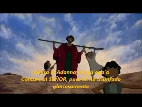 Prince Of Egypt When You Believe Letra Subtitulada Al Español El Principe De Egipto Believe Canciones