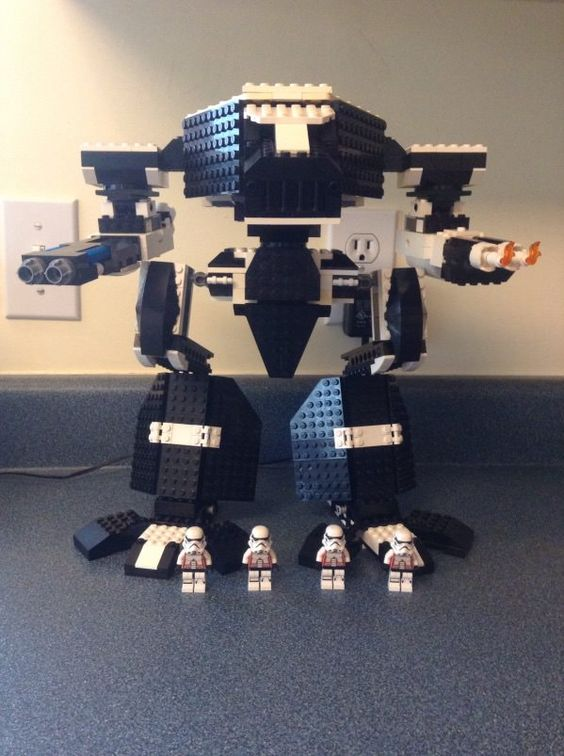 The Armoury: Canis Bellum Super Heavy Scout Walker, by bann154