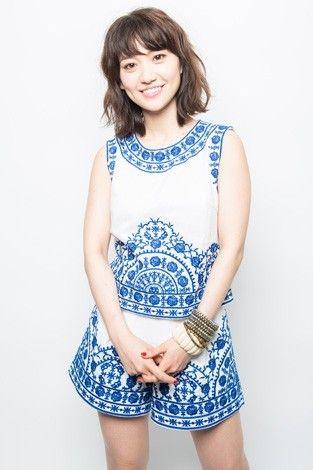 セットアップの大島優子