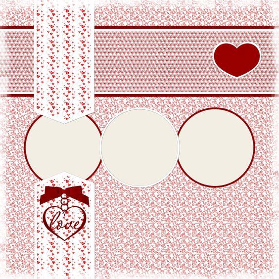 Scrapbooking TammyTags -- TT - Designer - DBS DigiScraps,  TT - Item - Quick Page, TT - Theme - Love, Valentines, or Wedding