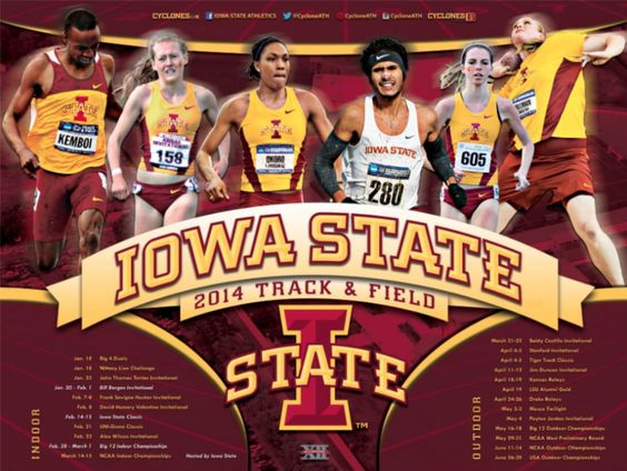 state track meet iowa 2014