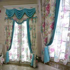 Top Luxury Windows Curtains
