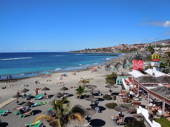 Tenerife Weather Forecast on 29th August 2016