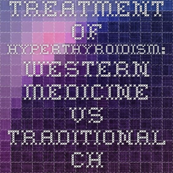 traditional chinese medicine vs western medicine Integrating modern and traditional medicine: differ between modern and traditional medicine for example, western researchers would probably categorise heart failure in patients according to the new york heart association classification but practitioners of traditional chinese medicine.