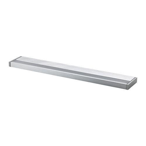 IKEA - GODMORGON, Éclairage d'élément/mural à LED, , Émet une lumière uniforme, idéale pour éclairer un miroir et un lavabo.La source lumineuse à LED consomme près de 85% d'électricité en moins et dure 20 fois plus longtemps qu'une ampoule à incandescence.