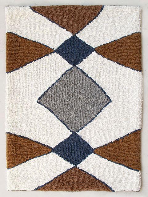 meghan petras rug #the2bandits #banditpatterns