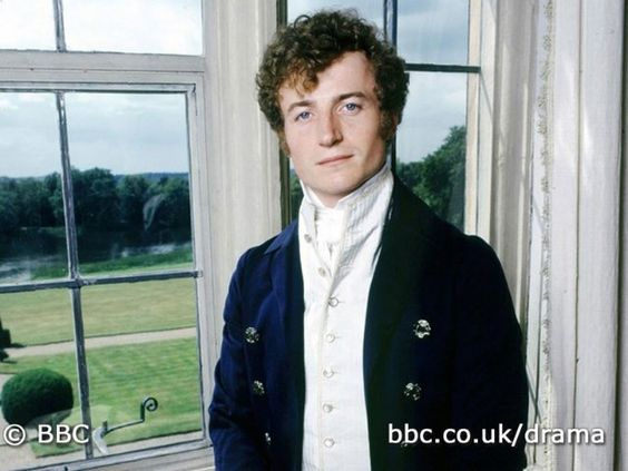 I would consent to any of my daughters to marry him!  Crispin Bonham-Carter