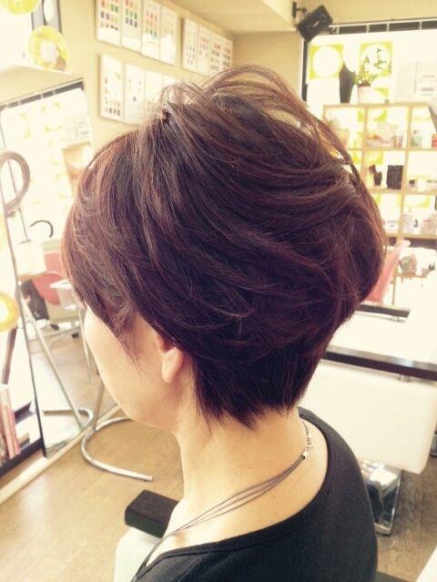 西宮 おとなかわいいラグジュアリーな美容室 フレスカ 留袖に合うショートヘアー 着物 髪型 ショート 留袖 ヘアスタイル 50代 ヘアスタイル