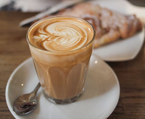 just good coffee
