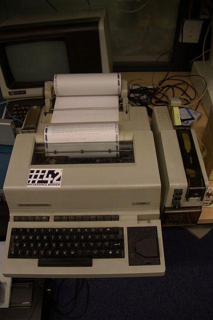 TELEX MACHINE - Bing Images
