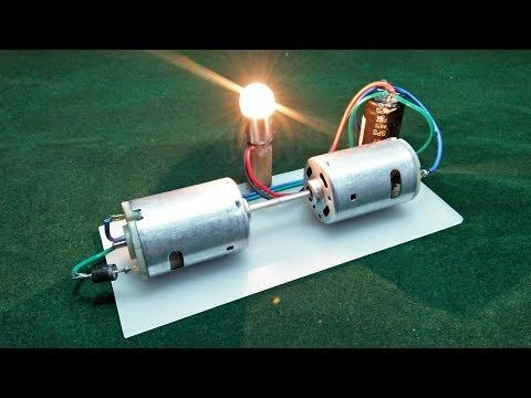 How To Make Generator Free Energy With Dc Motor 200 Free Energy Use Free Electricity Youtube Free Energy Generator Free Energy Projects Free Energy