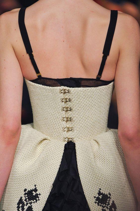 mulberry-cookies:  Ulyana Sergeenko Haute Couture S/S 2013