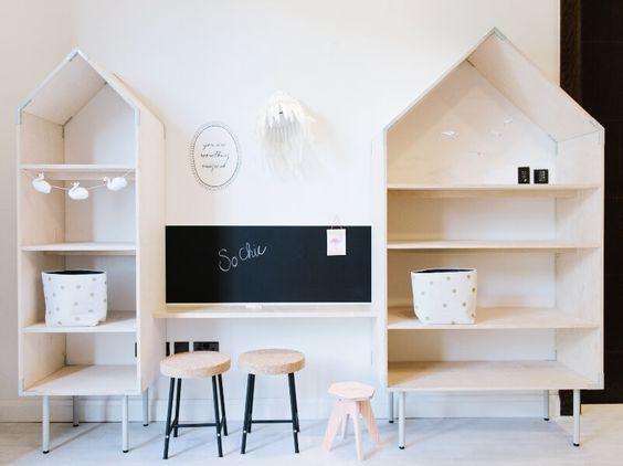 Une chambre de petite fille pleine de poésie - FrenchyFancy